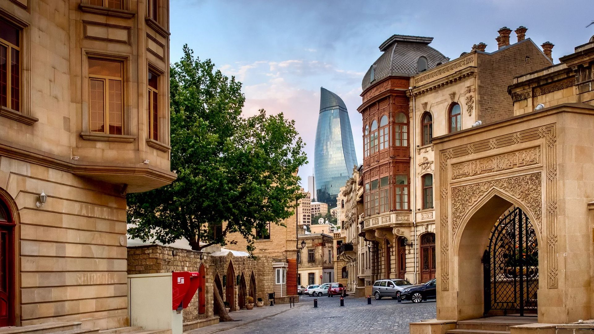 azerbaijan 1920 × 1080