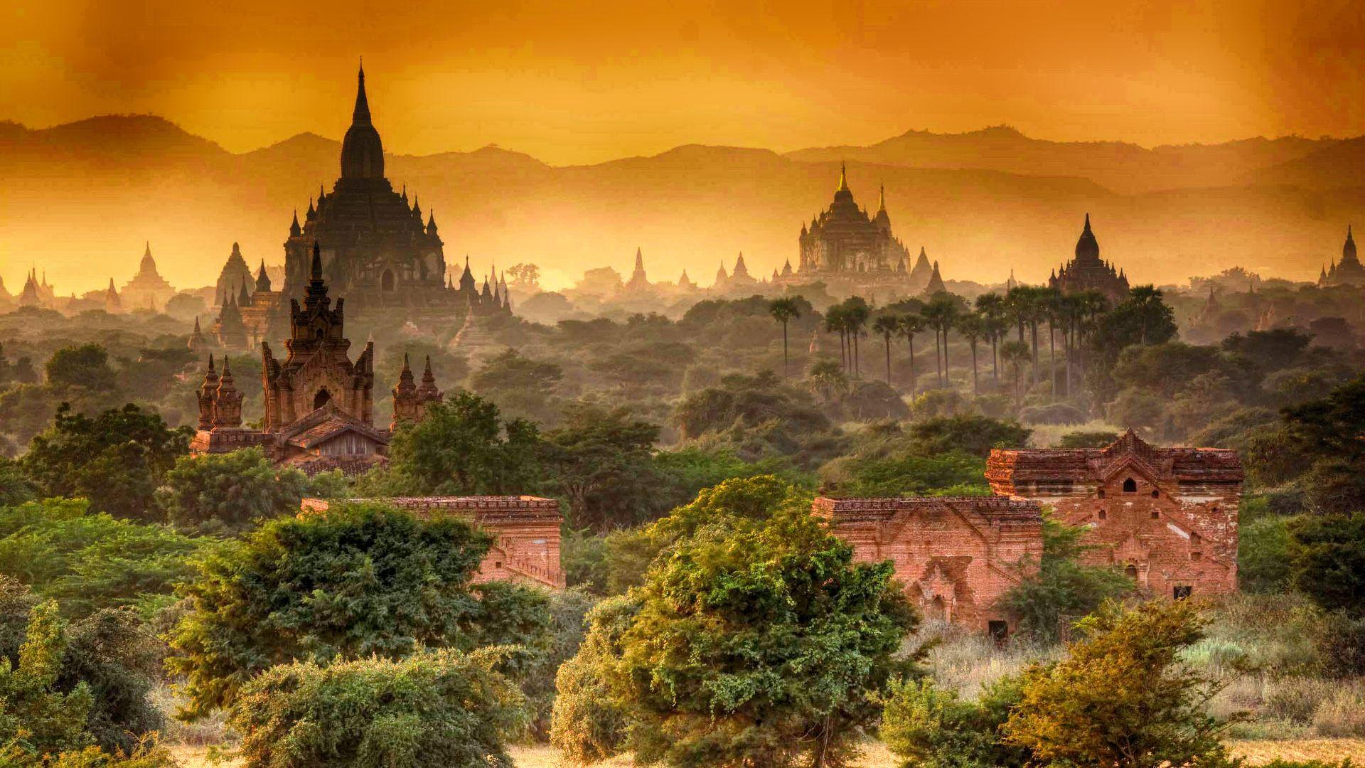 Myanmar-burma-bagan