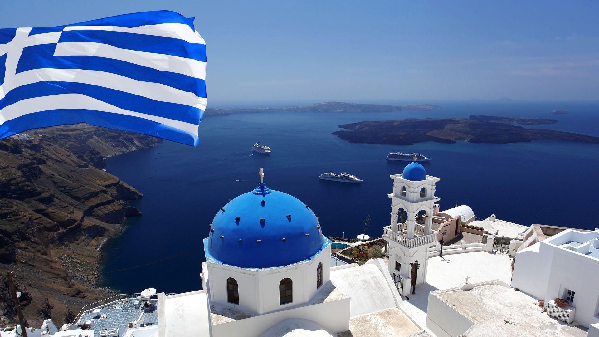 cruise Mediterranean greece 1920 × 1080