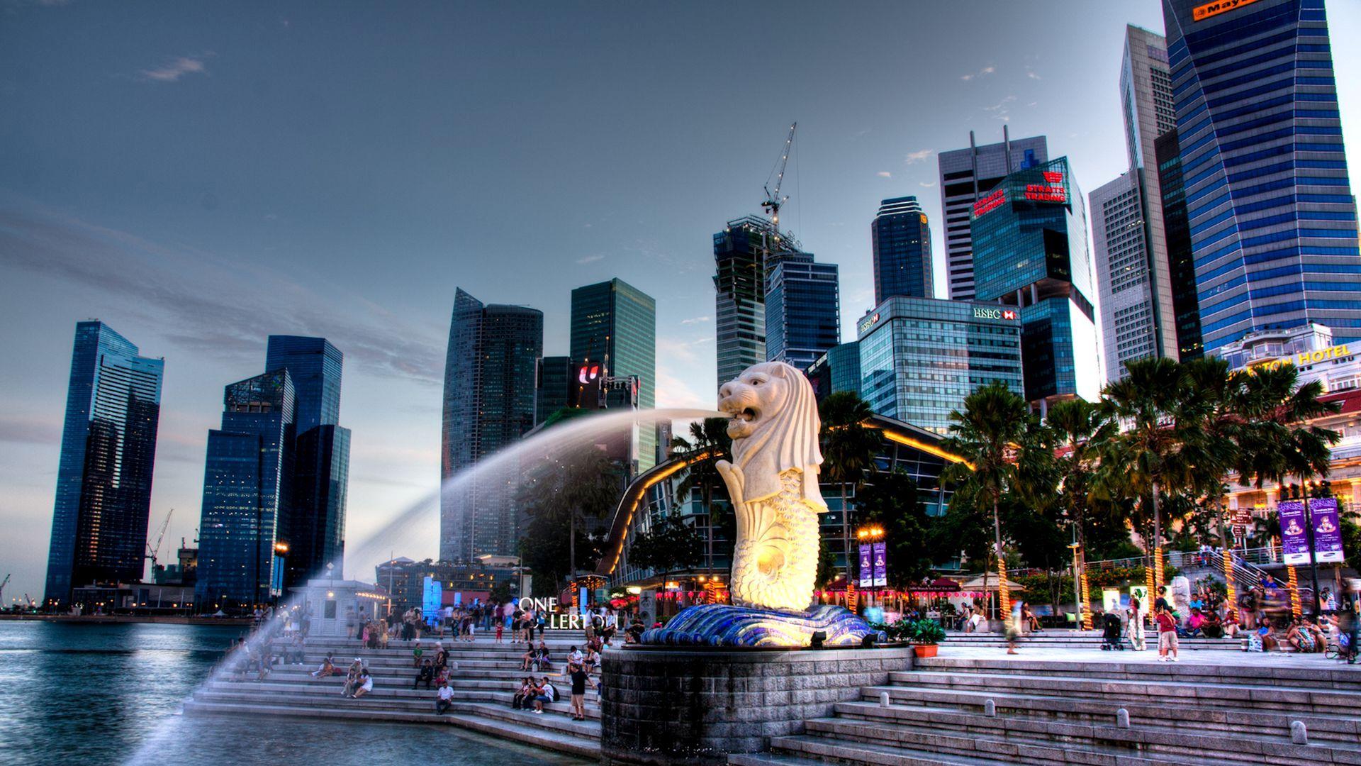 singapore 1920 × 1080Asia