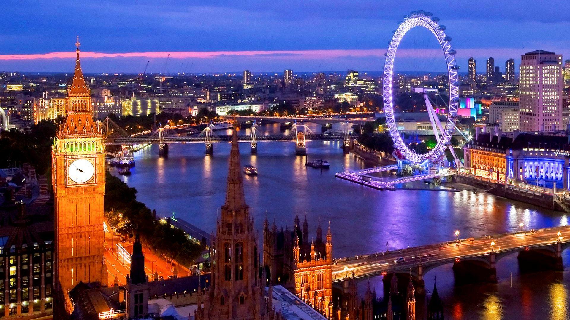 Great Britain united-kingdom,Westminster, London, England, UK 1920 × 1080