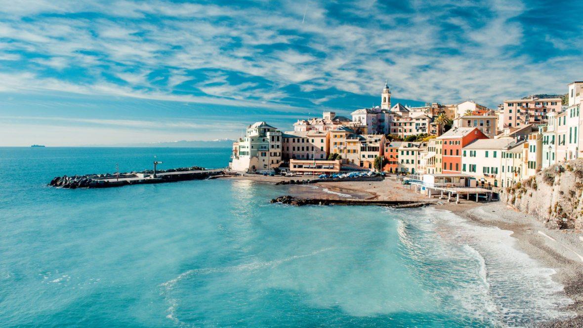 Italy Liguria 1920 × 1080