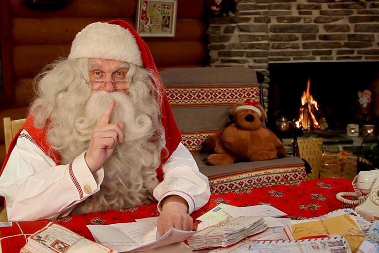 Finland Santa Claus Finland 780 × 520