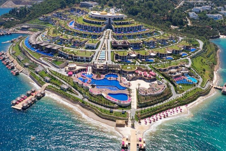 Turkey The Bodrum by Paramount Hotels & Resorts780 × 520