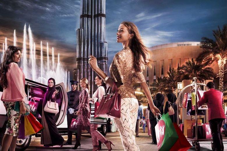 uae Dubai Shopping Festival UAE United Arab Emirates 780 × 520
